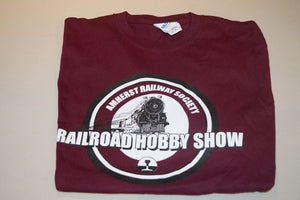 Small & Medium Size Railroad Hobby Show T-Shirt