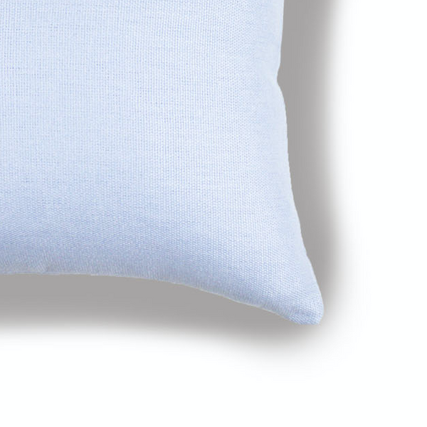 Baby Blue Linen Cover