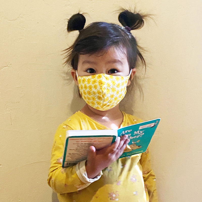 Children's (2-4 yrs) Fabric Mask