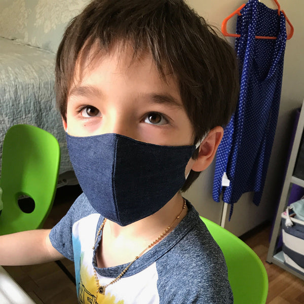 Child (4-8 yrs) Reversible Mask