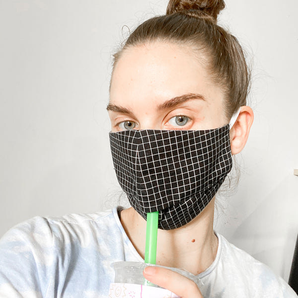 Sippable Mask