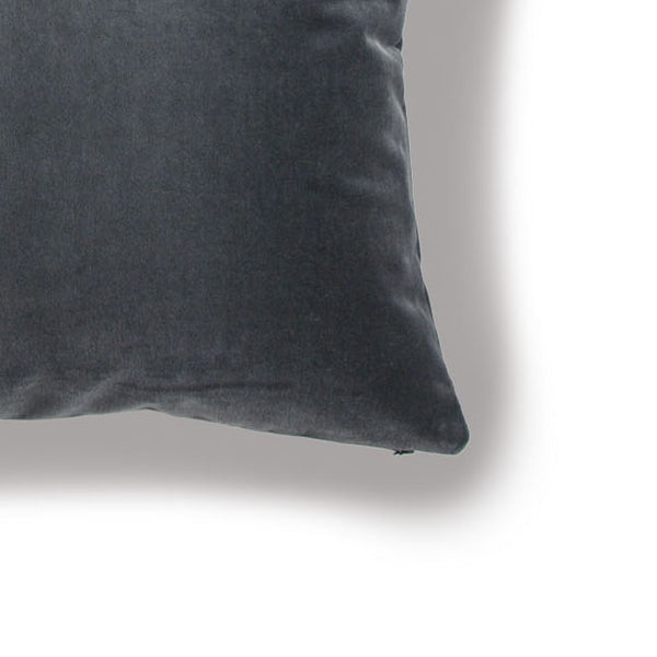 Slate Blue Pillow Cover