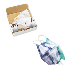 Face Mask Tie-Dye Kit