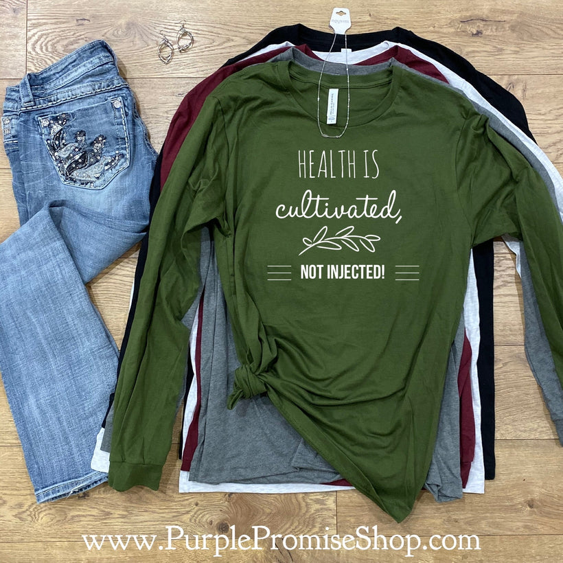 Long sleeve *NEW designs added!*