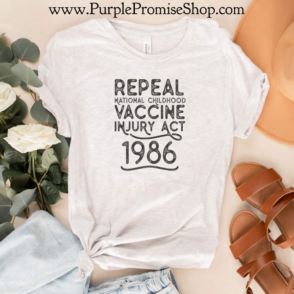 Repeal National Childhood Vaccine Injury Act of 1986  - {ink}