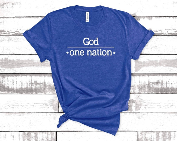 One nation (under) God