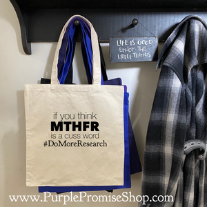 If you think MTHFR is a cuss word #DoMoreResearch -tote
