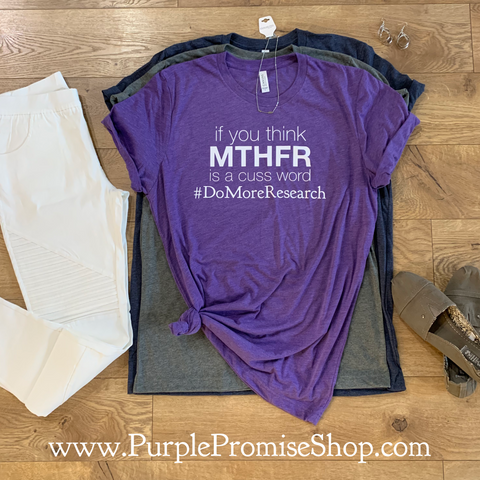 *fan fave!* If you think MTHFR is a cuss word #domoreresearch