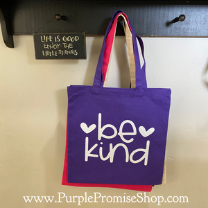 Be kind - tote
