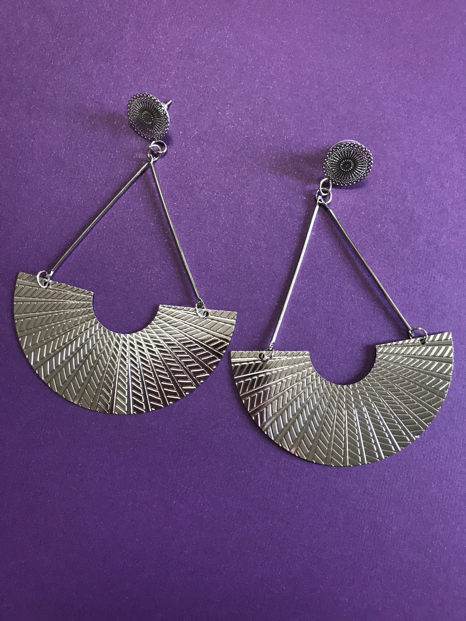 night on the town earrings #1