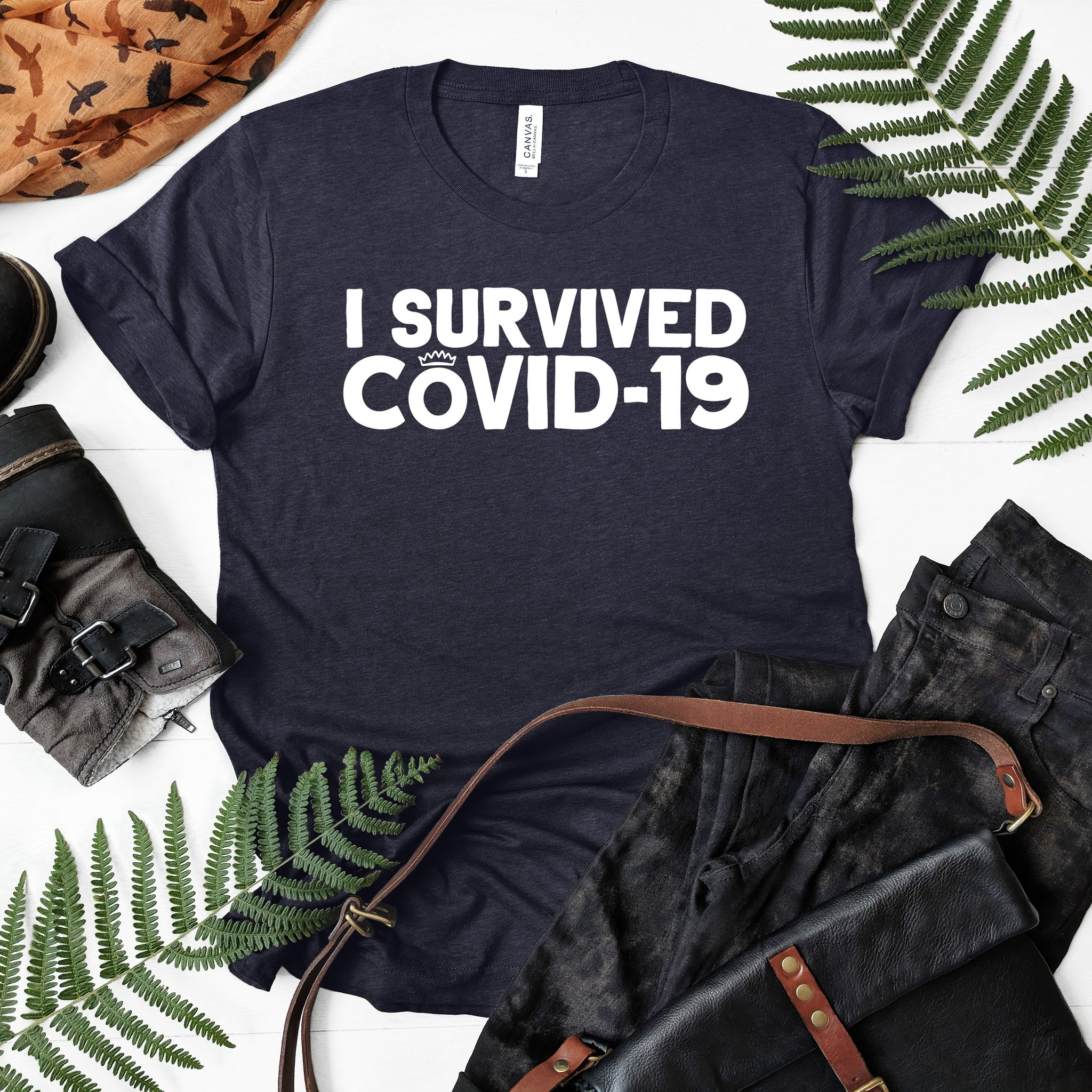 I survived COVID19