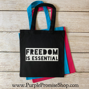 Freedom is essential - tote