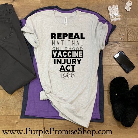 *Popular!* Repeal National Childhood Vaccine Injury Act 1986