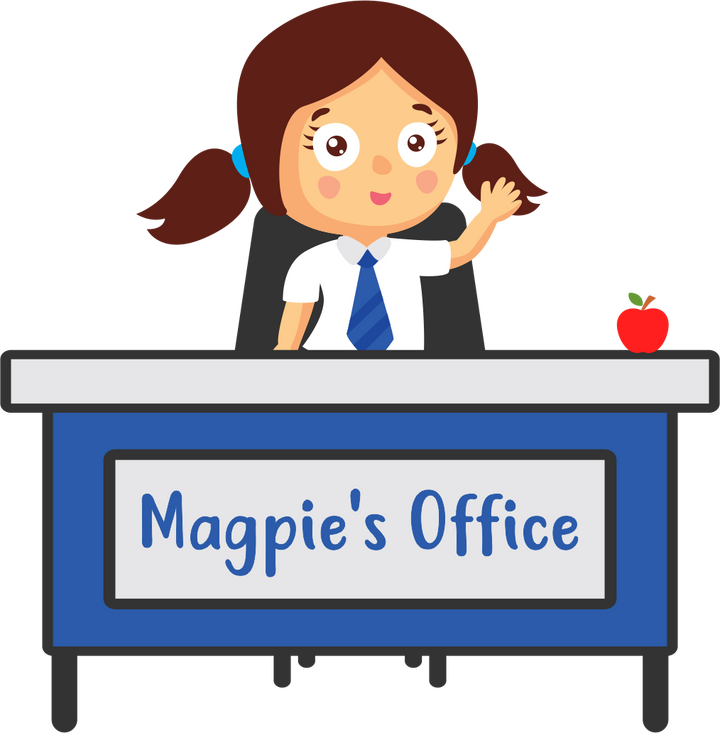 Magpie's Office