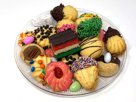 1 LB. Cookie Tray Assortment