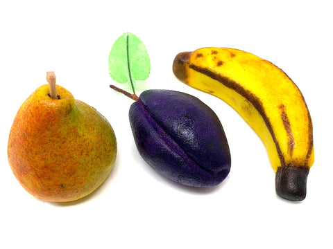 Marzipan Fruit - 4 Pcs.