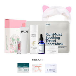 K-Beauty Kit for dry skin - BAZZAAL