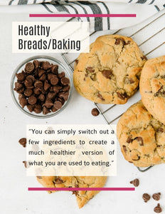"Megan's E-book: ""Healthy Eating"" Fit and Fab for life - BAZZAAL"