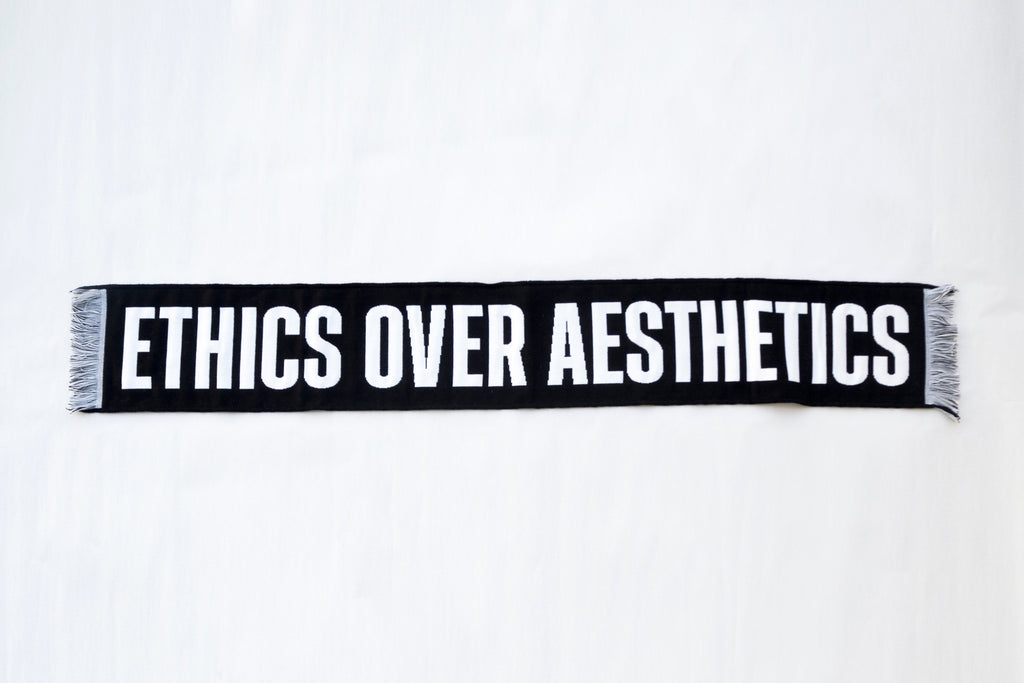 Ethics over Aesthetics (preventa)