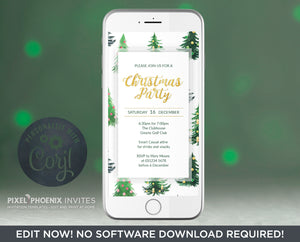 Smartphone Invitations