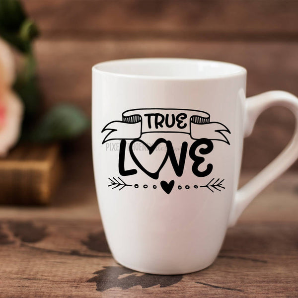 True Love svg file, Valentine SVG, Valentine's Day svg, Valentines Day svg, Love SVG file, Love cut file, Love arrow svg