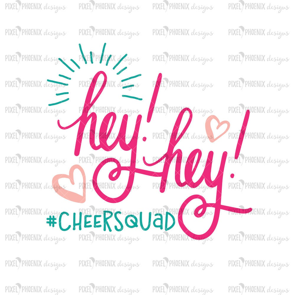 Cheersquad SVG, Cheer Squad SVG, Cheerleader SVG, Cheer svg, Cheer cut file, Cheer mom svg, Cheerleading svg, Cheer design, Cheerlife