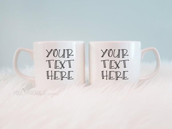 Two mugs Mockup, mugs mockup photo, 2 Mugs mock-up, coffee mug mockup, styled mug photo, styled photography, white mug mockup