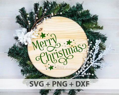 Merry Christmas SVG, Stars svg, Cold Christmas, Christmas cut file, svg cut file, svg file for cricut, svg file silhouette