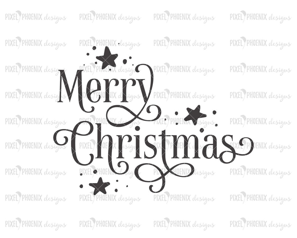 13+ Merry Christmas Cutting File Design