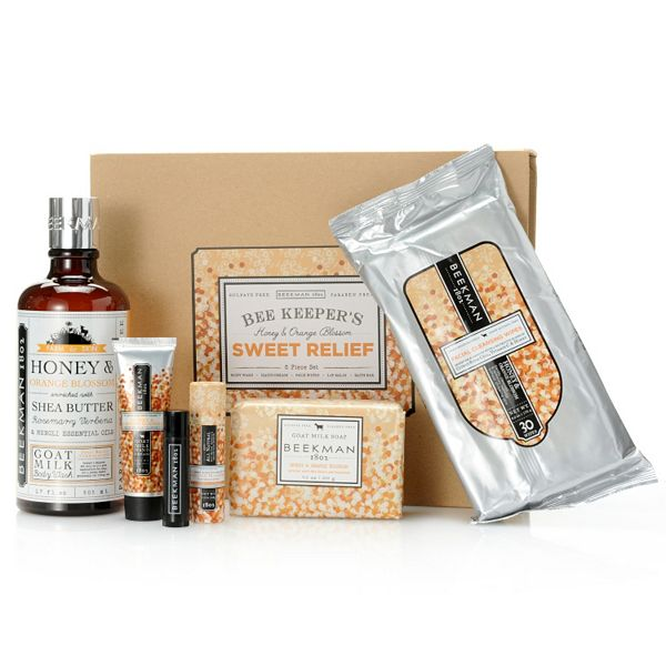 Honey Orange Gift Set