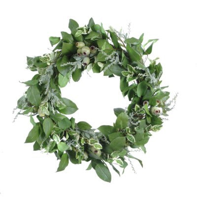 Eucalyptus Pod Wreath
