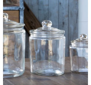 Mercantile Jar- Med