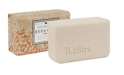 Beekman Honey Orange Soap