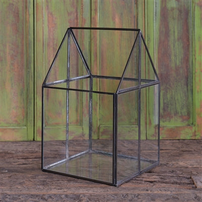 Glass Terrarium-Md