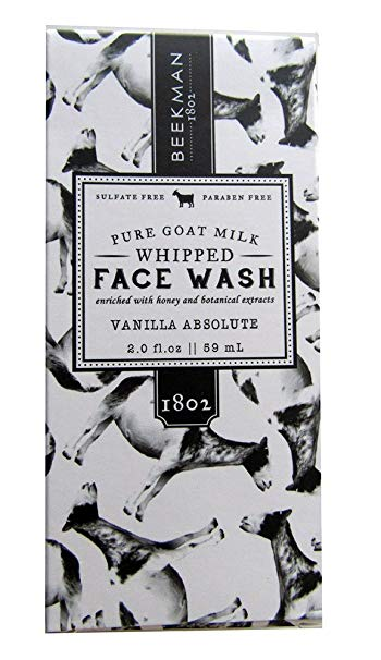 Beekman Vanilla Whipped Face Wash