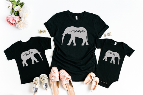 Mama & Baby Elephant | Add On