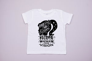 Little Girls With Dreams Tee