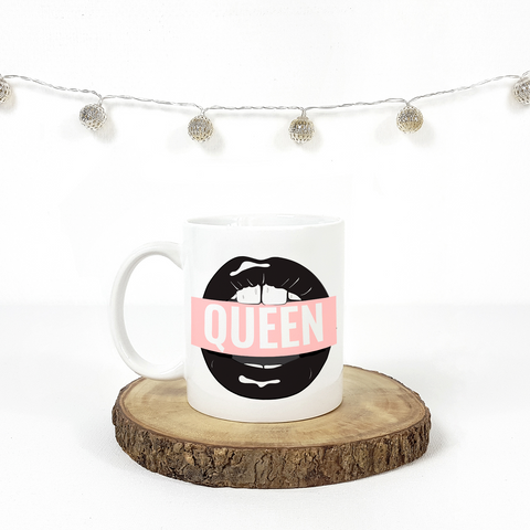 QUEEN 15 oz Coffee Mug