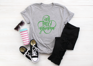 One Lucky Momma St. Patrick's Day Tee