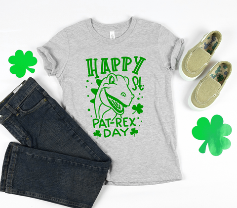 Happy St. Pat-Rex Day Tee