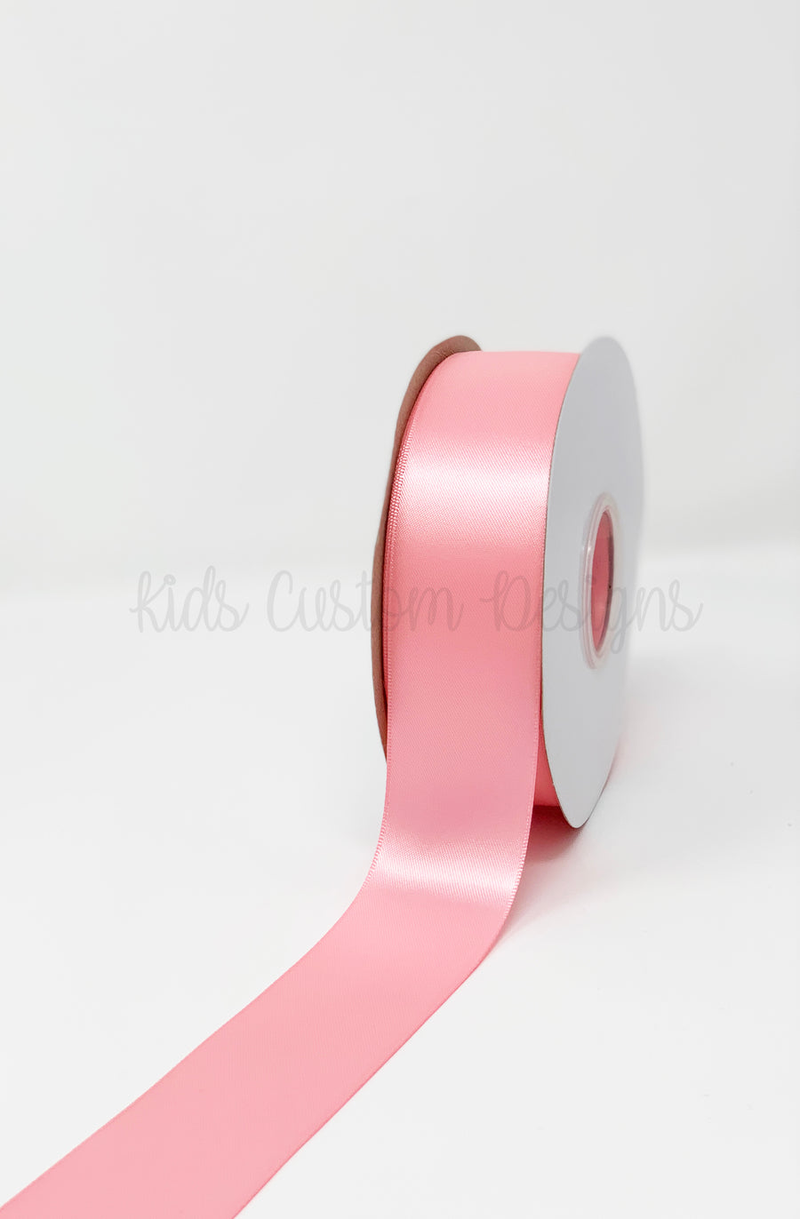 Double Face Satin Ribbon Pink (W: 1-1/2 inch | 100 yards)