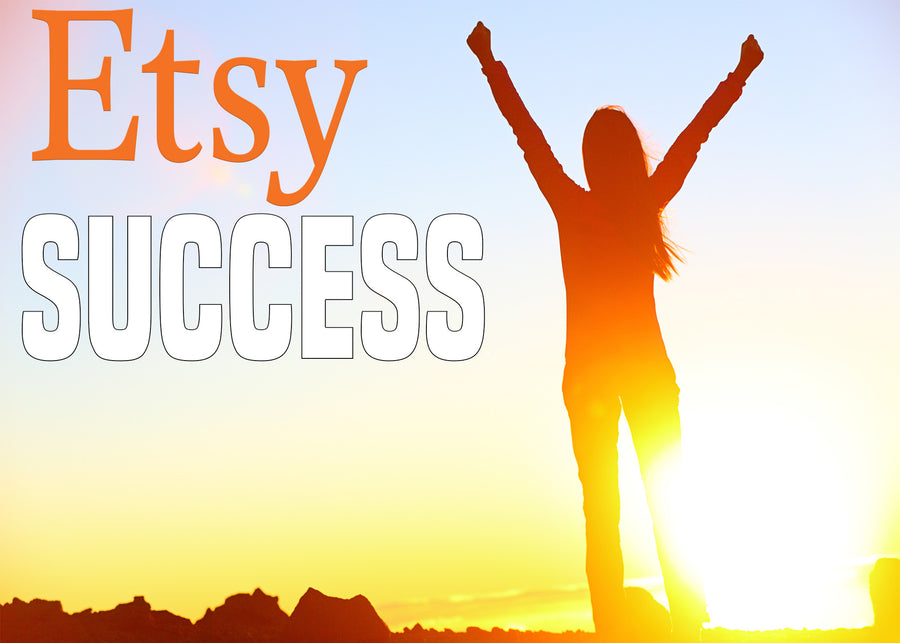 Setting Your Etsy Shop up For Success!