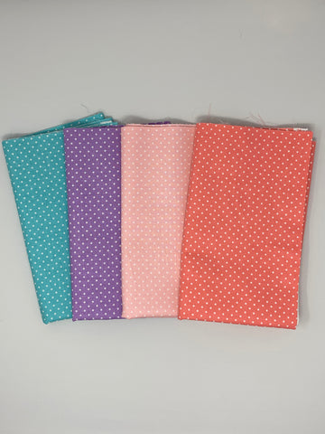 Angela's Favorite Swiss Dot Riley Blake Bundle 100% Cotton