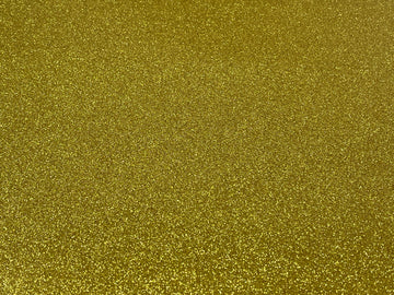 Vegas Gold Reflective Glitter Canvas Vinyl for Embroidery