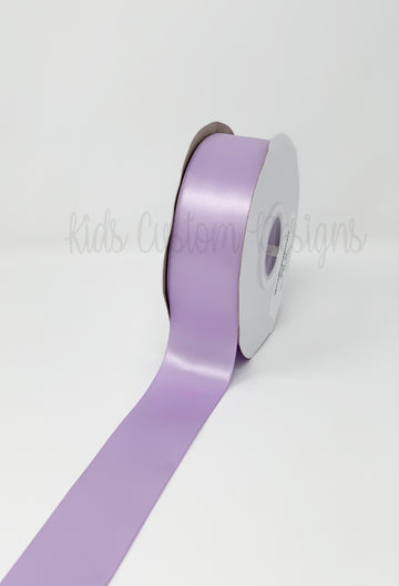 Double Face Satin Ribbon Lavender (W: 1-1/2 inch | 100 yards)