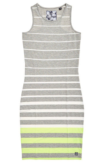 SUPERDRY SPORT LUXE MIDI DRESS