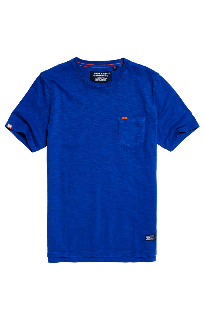 SUPERDRY ORIGINALS SHORT SLEEVE POCKET TEE