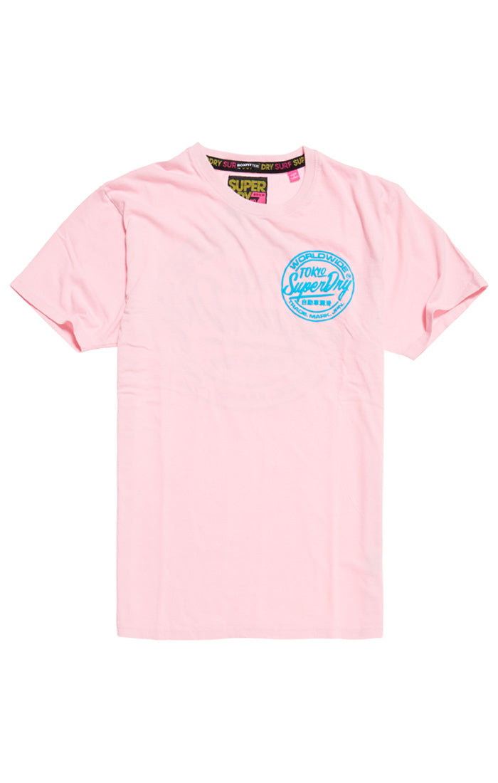 Superdry ticket type box fit tee