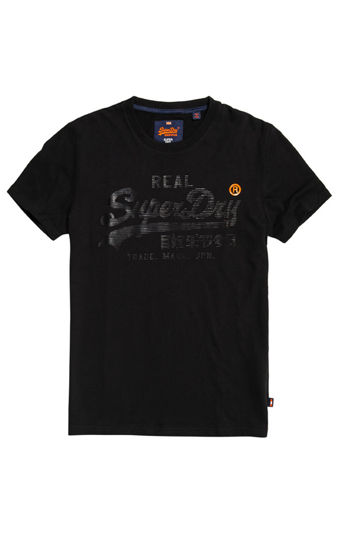 SUPERDRY REAL LOGO 1ST TEE
