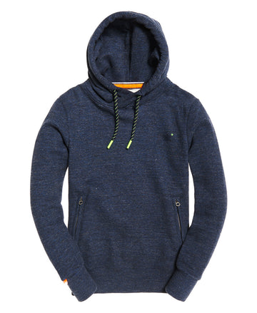 Superdry orange label hyper pop hood